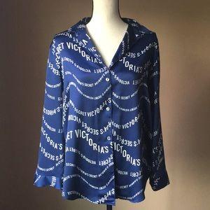 NWOT Victoria's Secret shirt M